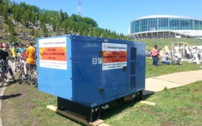 Аренда генераторов в Новом Уренгое